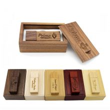 Creative Personalized Custom-Made Wooden USB Flash Drive